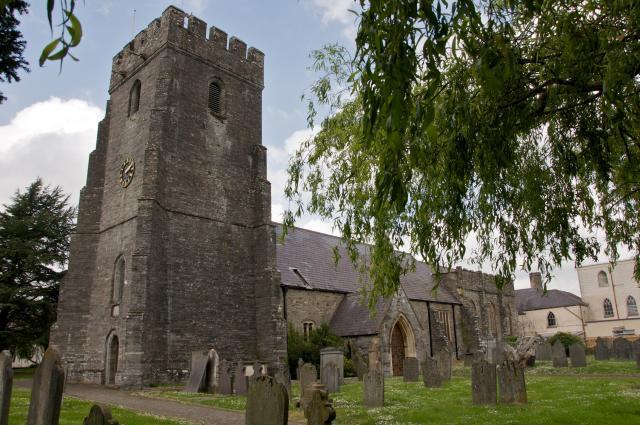 Church of St Mary, Cardigan, Ceredigion Cardigan_DSC2786A.jpg Photo © Martin Crampin