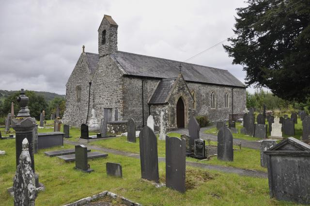 Church of St Michael, Llanfihangel-ar-arth, Carmarthenshire LlanfarArth_DSC0103A.jpg Photo © Martin Crampin