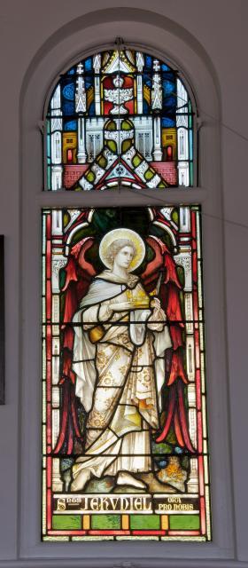 St Jehudiel    from    Archangels