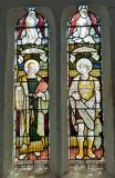St Luke and Cornelius