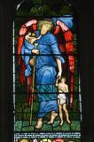 St Raphael: The Nativity with Michael and Raphael, and Scenes from the Gospels