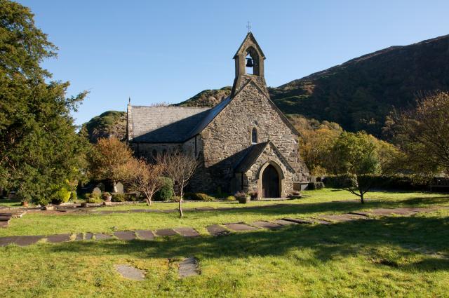 Church of St Mary, Beddgelert, Gwynedd Beddgelert_DSC0473A.jpg Photo © Martin Crampin