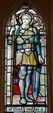 St George: The Four Evangelists with Saints and Angels