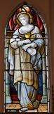 St John the Evangelist: The Four Evangelists with Saints and Angels