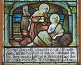Woman Tending to a Sick or Injured Man: King David