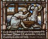 Labourers Building the Temple: King Solomon
