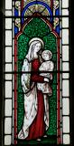 Virgin and Child: The Crucifixion with the Virgin and Child and the Risen Christ