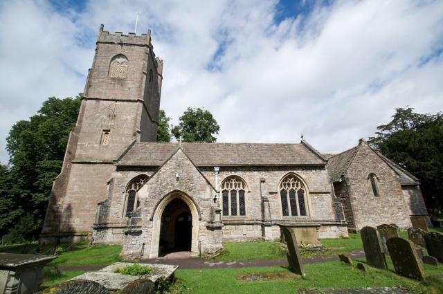 Church of St Tewdric, Mathern, Monmouthshire Mathern_DSC9242.jpg Photo © Martin Crampin