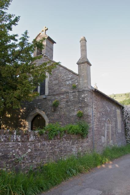 Bettws Chapel, Bettws, Monmouthshire Bettws Chapel_DSC6856.jpg Photo © Martin Crampin