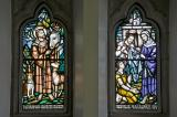 St Francis and Dorcas
