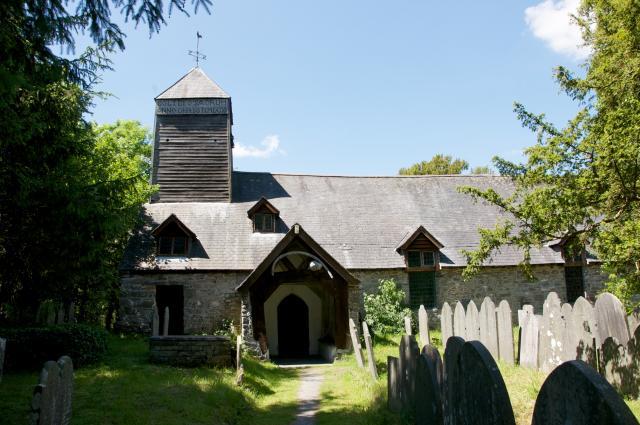 Church of St Tydecho, Mallwyd, Gwynedd Mallwyd_DSC3887A.jpg Photo © Martin Crampin