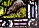 Signature: St Melangell