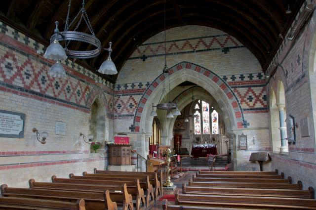 Church of St Cadfarch, Penegoes, Powys Penegoes_DSC4599A.jpg Photo © Martin Crampin