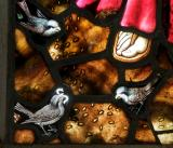 Sparrows: Christ with Angels Gathering the Harvest