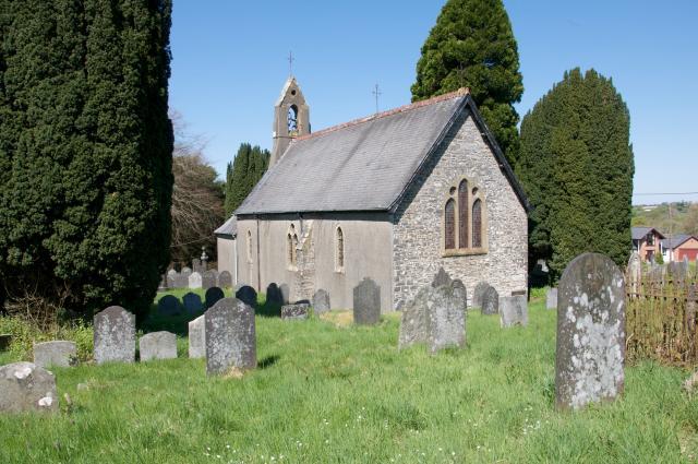 Church of St Michael, Lledrod, Ceredigion Lledrod_DSC2509A.jpg Photo © Martin Crampin
