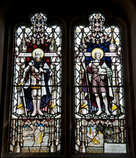 St Martin and St John the Baptist