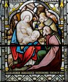 The Adoration of the Magi: The Presentation of Christ in the Temple