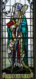 St David: Christ with St Non and St David
