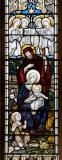 The Holy Family with St John the Bpatist: The Adoration of the Magi