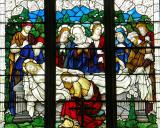 The Entombment: The Annunciation and the Entombment