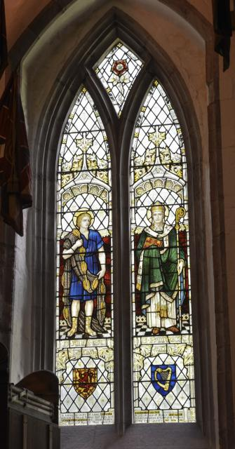 St Andrew and St Patrick