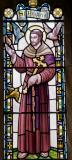 St Francis: St Cecilia and St Francis