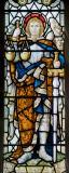 St Michael the Archangel: St Michael and St David