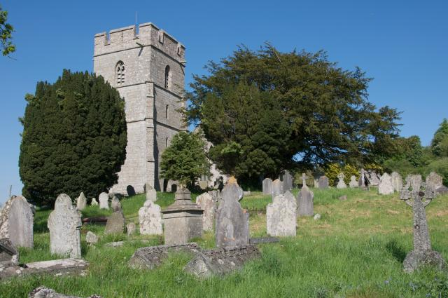 Church of St Stephen, Old Radnor, Powys OldRadnor_DSC6084.jpg Photo © Martin Crampin