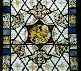 Winged Lion, Symbol of St Mark: Christ the Good Shepherd