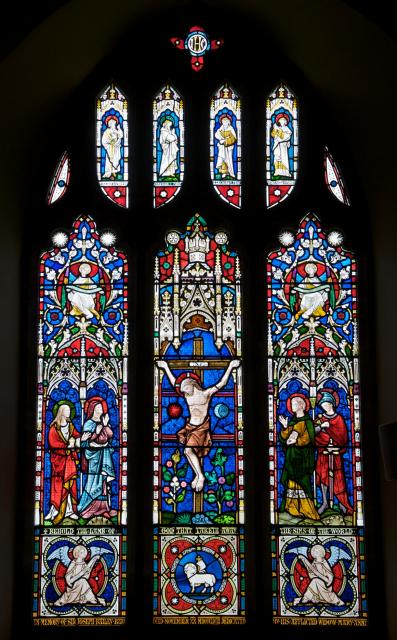 The Crucifixion with the Virgin Mary, St John, Mary Magdalene and the Centurion