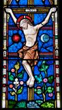 Crucified Christ: The Crucifixion with the Virgin Mary, St John, Mary Magdalene and the Centurion
