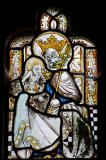 Virgin and Child: East Window
