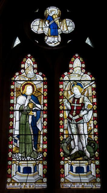 St John and St Michael