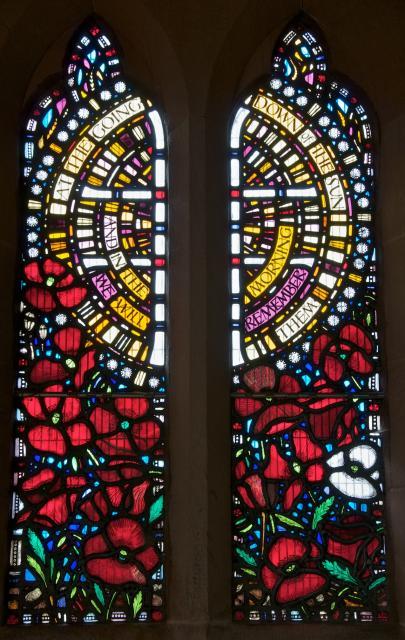 War Memorial Window