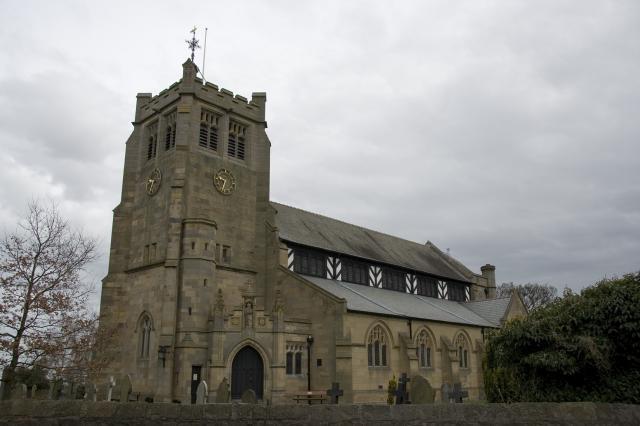 Church of St Matthew, Buckley, Flintshire _MG_1115.jpg Photo © Martin Crampin, Imaging the Bible in Wales