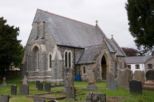 Church of St Gwrthwl, Llanwrthwl, Powys Llanwrthwl_DSC2831A.jpg Photo © Martin Crampin