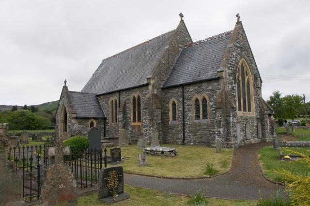 Church of St Gwrthwl, Llanwrthwl, Powys Llanwrthwl_DSC2832A.jpg Photo © Martin Crampin