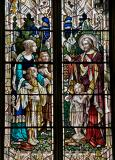 Christ with a Mother and Children: Christ in the House of Martha and Mary and with Women and Children