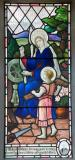 The Virgin Mary and the Boy Christ: The Holy Family