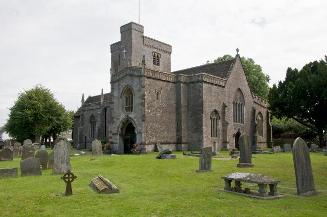 Church of St Mary, Magor, Monmouthshire Magor_DSC6660A.jpg Photo © Martin Crampin