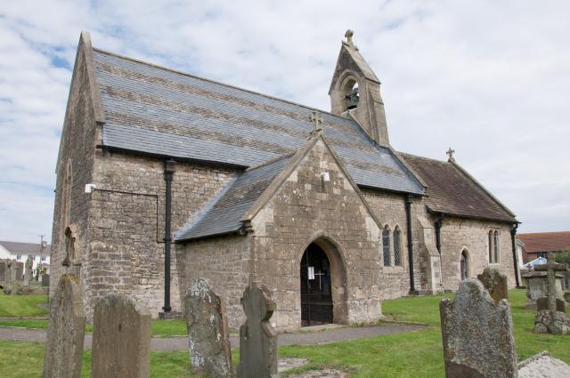 Church of St Mary, Undy, Monmouthshire Undy_DSC6627A.jpg Photo © Martin Crampin