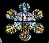 The Dove of the Holy Spirit: Christ with St John the Baptist and St John the Apostle