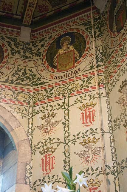Baptistry Decoration