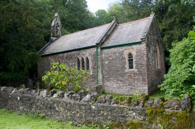 Church of St Andoenus, Mounton, Monmouthshire Mounton_DSC9304.jpg Photo © Martin Crampin