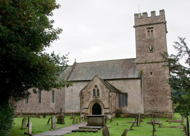 Church of St Church of Stephen and St Tathan, Caerwent, Monmouthshire Caerwent_DSC9241.jpg Photo © Martin Crampin