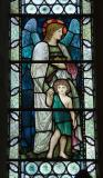 Children with Guardian Angels