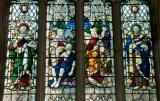 The Good Samaritan with St Barnabas and St Nathaniel