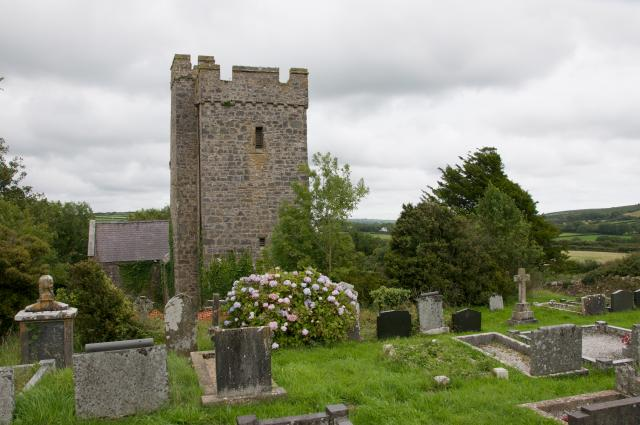 Church of St Elidyr, Crunwere, Pembrokeshire Crunwere_DSC6598A.jpg Photo © Martin Crampin