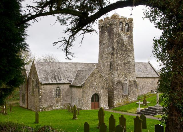 Church of St Michael and All Angels, Castlemartin, Pembrokeshire Castlemartin_DSC5357.jpg Photo © Martin Crampin