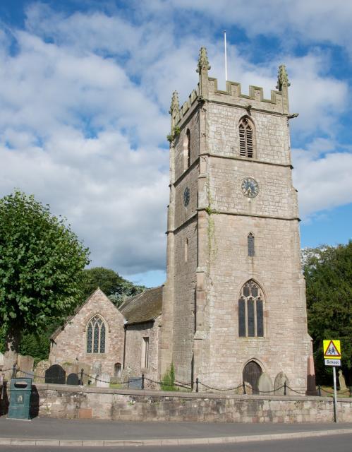 Church of St Cadoc, Raglan, Monmouthshire Raglan_DSC8180.jpg Photo © Martin Crampin